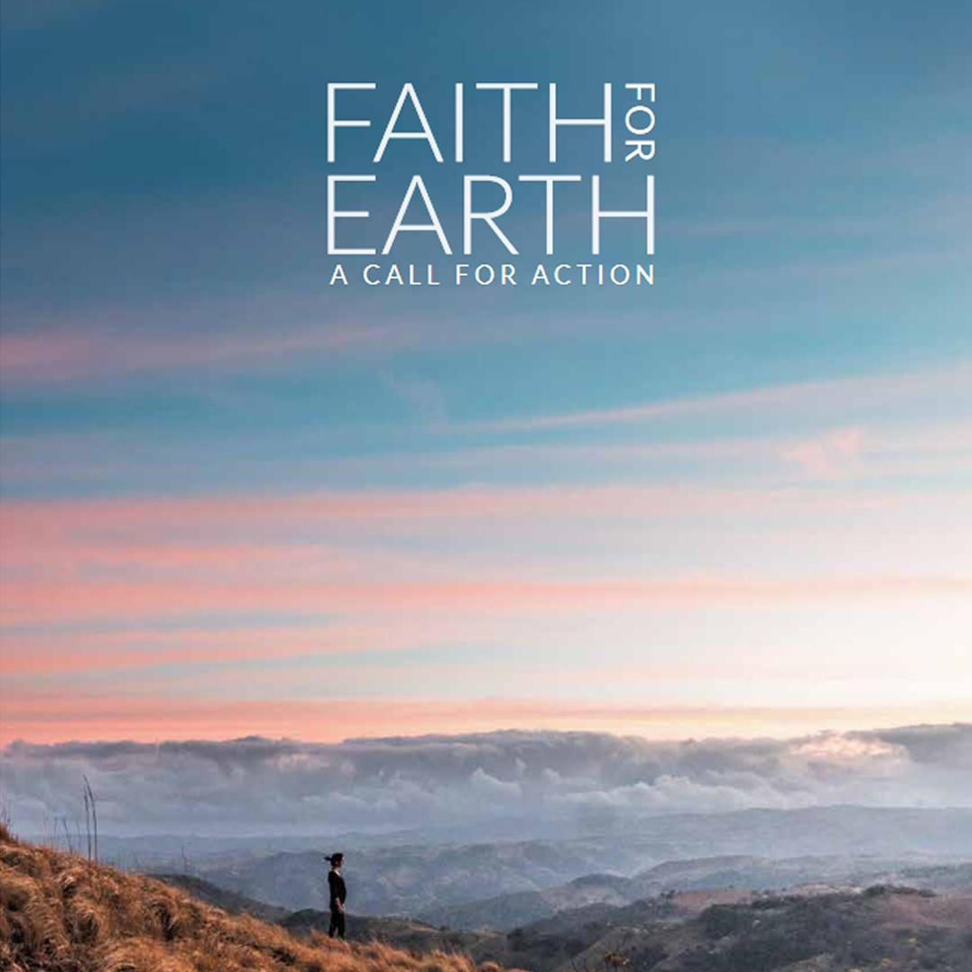 World religions, UN unite for book on faith and action for the Earth