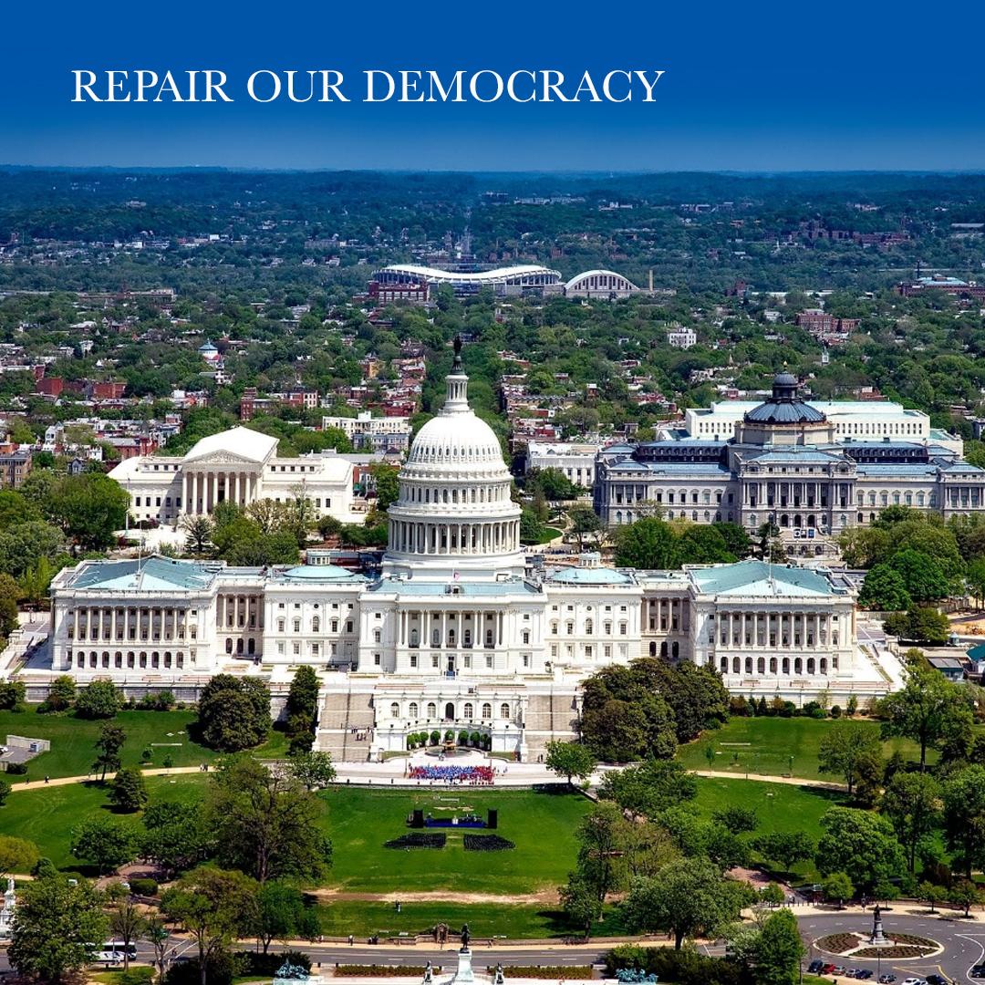 Repair Our Democracy